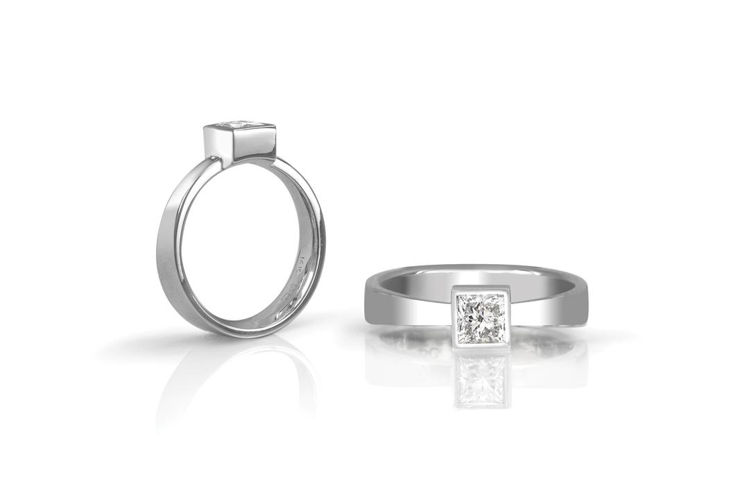 01-Princess-Bezel-Diamond-Ring-