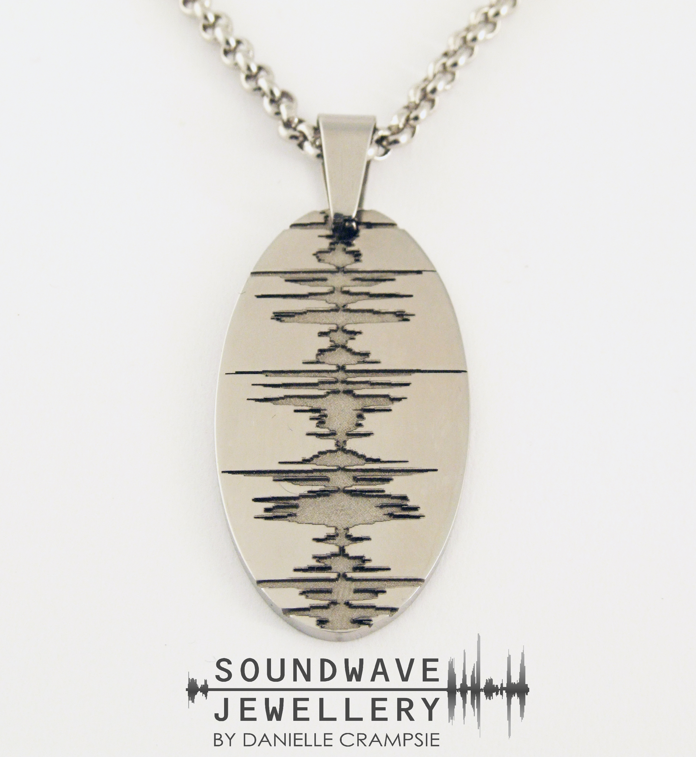 soundwave jewelry custom soundwave jewellery pendant soundwave jewellery 5353